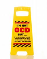 OCD Warning Sign